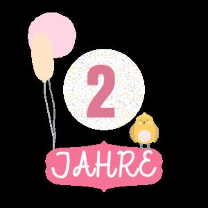 2 Jahre // Geschenk zum 2. Geburtstag