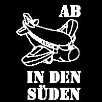 Flugzeug - Ab in den Sueden