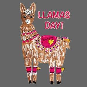 LLAMAS DAY!
