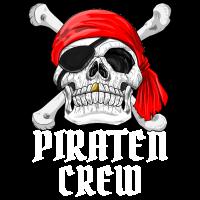 Piraten Crew Kostüm Fastnacht Fasching Geschenk