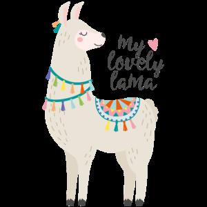 my lovely lama