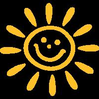 Sonne , Sommer, Frühling, Geschenk, Urlaub