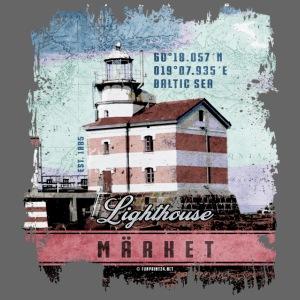 Märket majakkatuotteet, Finland Lighthouse, väri
