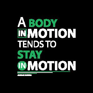 März für die Wissenschaft: Ein Körper in Bewegung bleibt in Motio