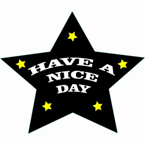 Have a nice Day stern