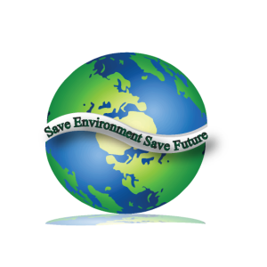 rettet die Umwelt Shirt