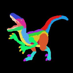 Dinosaurier Raptor Urzeit Tierfreunde