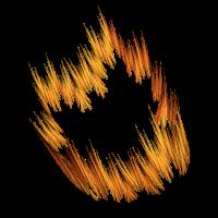 Feuerring Fraktal
