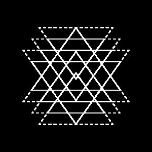 Dreiecke - White Edition
