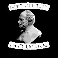 Philosophy Arthur Schopenhauer I hate e