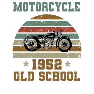 Motprcycle - Motorbike -NOT OLD IM CLASSIC - Shirt