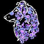 Flower Collie II