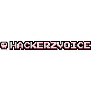 HackerzvoiceLogo by Tixlegeek