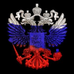 Russland Wappen Adler