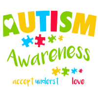 Autismus-Bewusstseins-Shirt