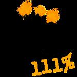 KölschPositiv 111% Graffiti schwarz