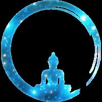 Buddha Meditation Enso Zen Kreis Yoga Symbol Space