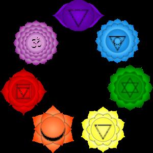 Chakra Namaste Yoga Meditation Om Symbol Indien