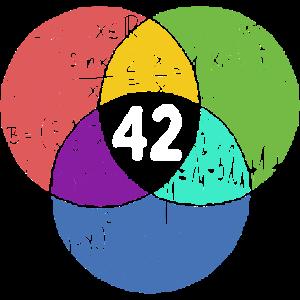 42 - Sinn des Lebens - Nerd - Mathe - Film