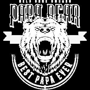 Papa Bear Held ohne Umhang