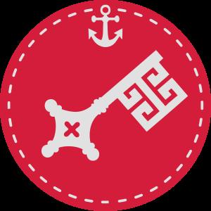 Bremen Schlüssel Anker