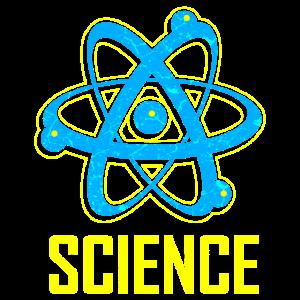 Wissenschaft Physik Chemie Atom