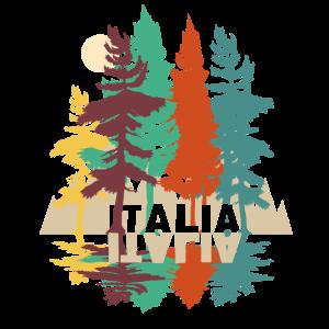 Wald in italien - Geschenk