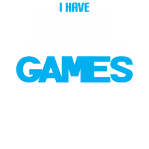 Eight Reasons To Video Games