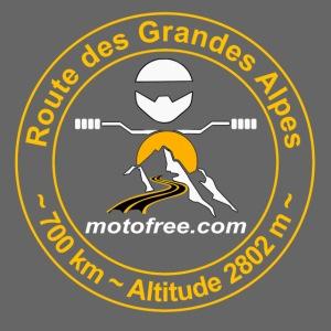 Route des Grandes Alpes Motofree (sans date)