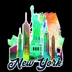 New York 4 J