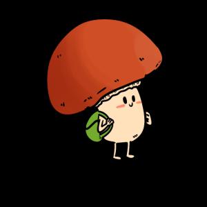 Pilz Schüler , Mushroom