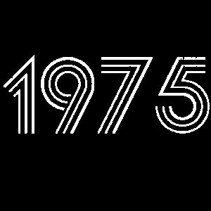 1975 Retro Style Geschenk