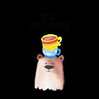 Kaffepausen Bär