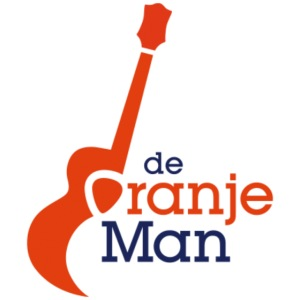 de oranje man wilhelmus hoekstra logo groot
