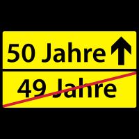 von 49 nach 50