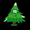 Motif Sapin de Noël