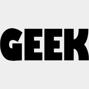 GEEK Text Logo Black