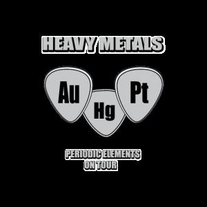 Schwermetall Heavy Metal Plektrum Lustig Geschenk