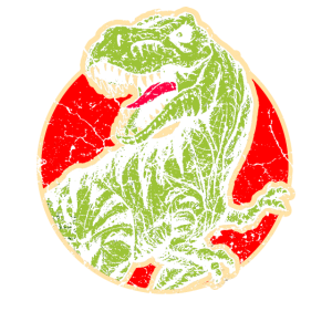 Tyrannosaurus Rex T-Rex Dino Dinosaurier