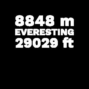 Everesting 8848m, 29029ft Höhenunterschied am Berg