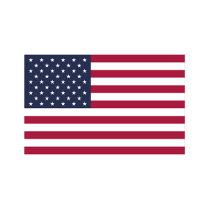 US Flagge, Amerika Flagge, USA Flagge, US flag