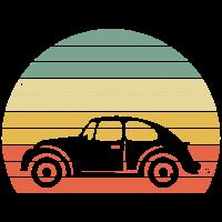 Classic Car Vintage Geschenk