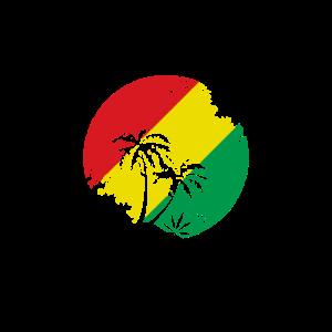 Reggae Focus Palms