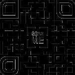 QR code (black)