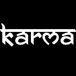 Karma - weiß