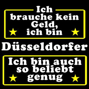 Duesseldorfer beliebt genug