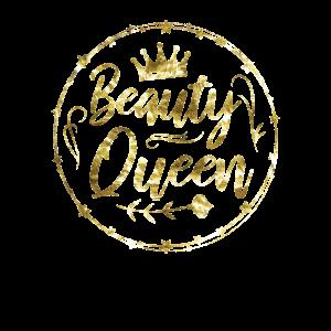 Beauty Queen | Schön Styling Kosmetik Geschenk