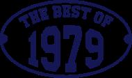 Jahrgang 1970 Geburtstagsshirt: The Best of 1979