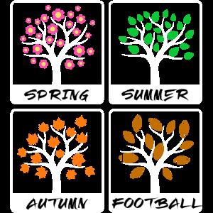 American Football Saison Matchsaison Spiele Match