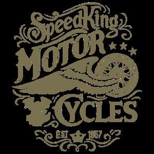 Motorrad - Speed King Motorcycles